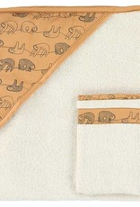 Trixie Cape + Gant de toilette- Silly Sloth - 80-033
