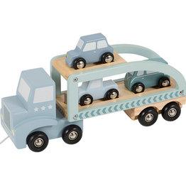 Little Dutch auto-transporter camion en bois