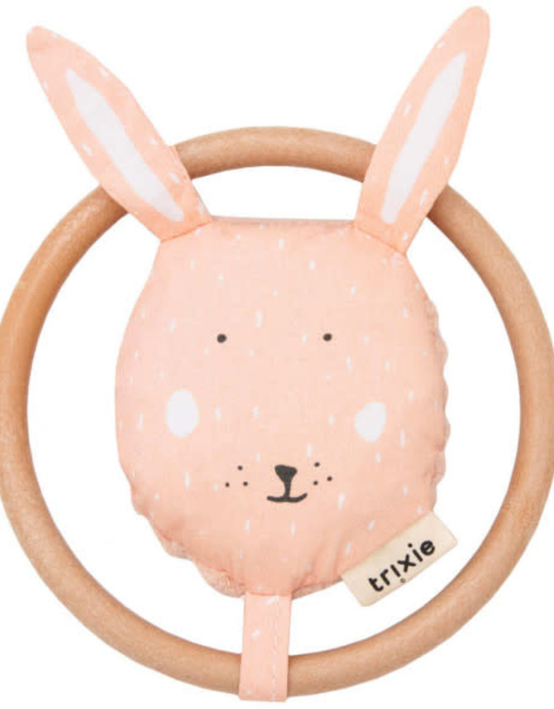 hochet Mrs. Rabbit