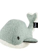 Flow Doudou battements de coeur-Moby the whale green