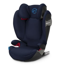 Cybex SOLUTION S-FIX Indigo Blue | navy blue