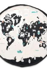 Play & go sac de rangement the worldmap
