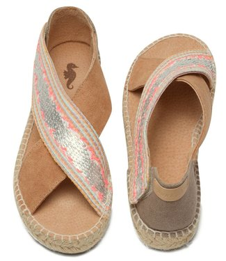 Anna Slow Silver Nights S Sandals