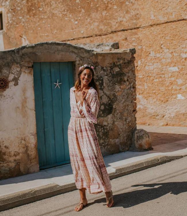 Hippy Chick Tanit Long Jumpsuit