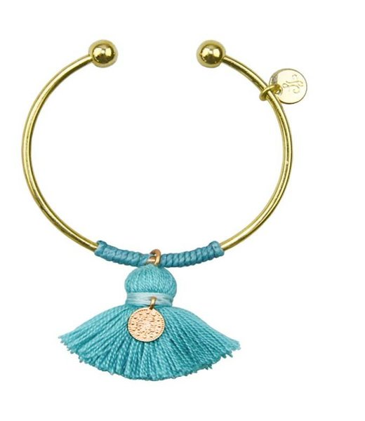 Sara Lashay Anna Bracelet Turquoise