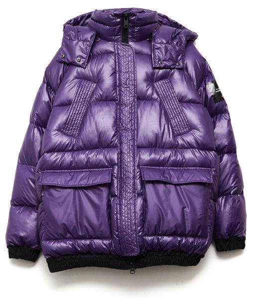 EcoAlf Siberia Puffer Oversize Down Jacket