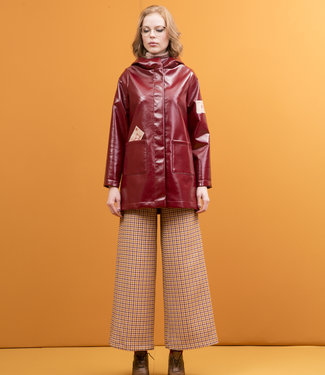 STMA by Stefania Marra Fem With Care Vinyl Parka