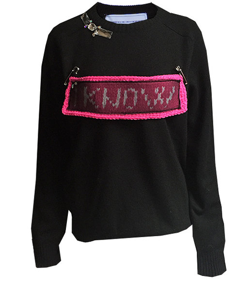 Michaela Buerger Jumper I Know