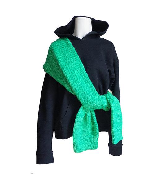 Michaela Buerger Hoodie Sweatshirt Black