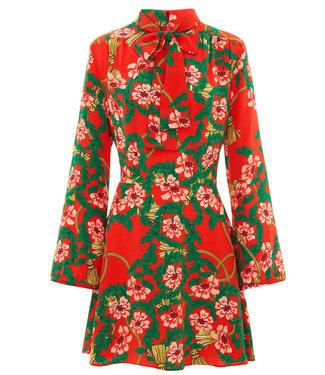 Hayley Menzies Eden Mini Vestito Rosso