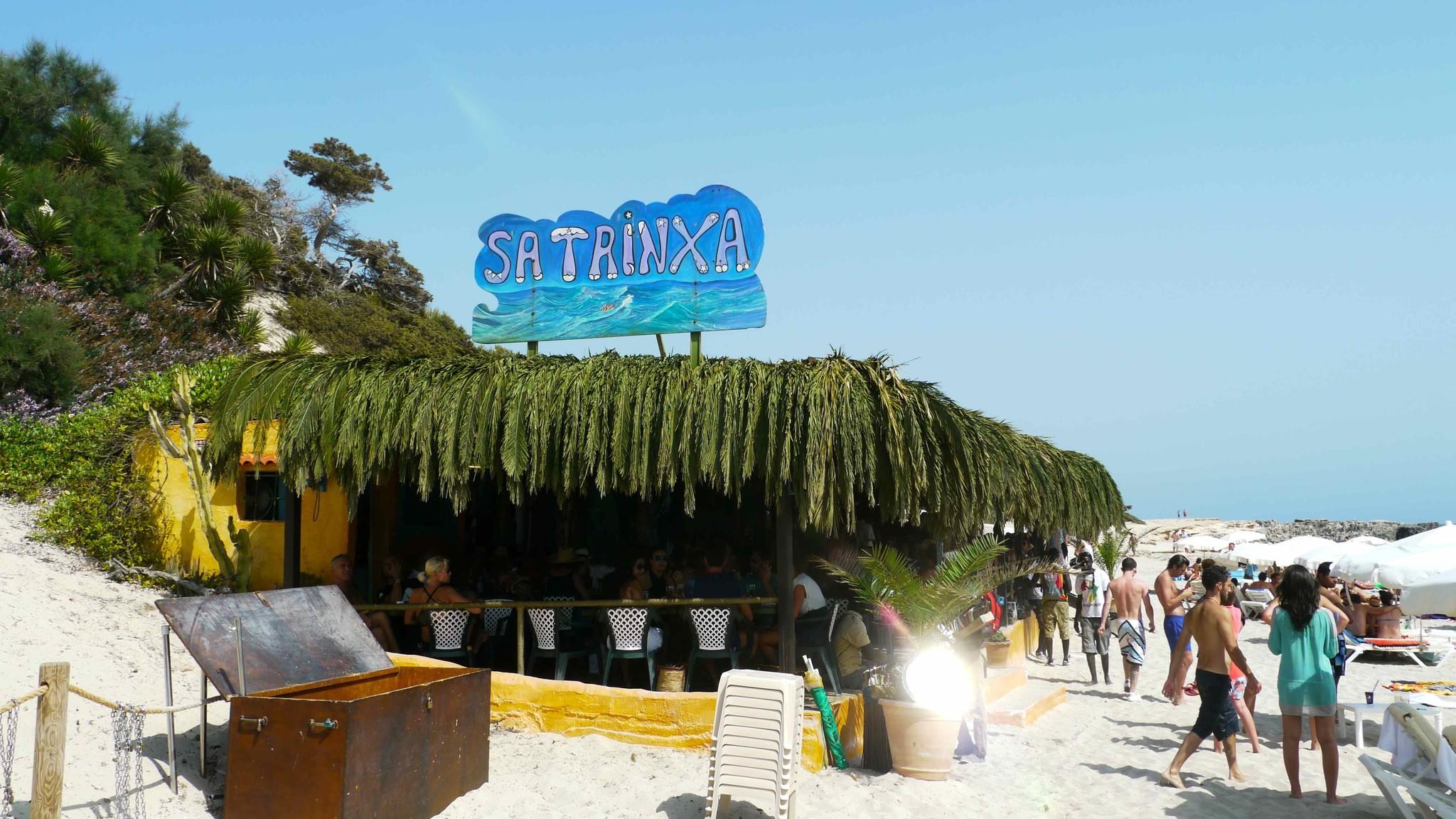 Our favorite places in Ibiza - Sa Trinxa