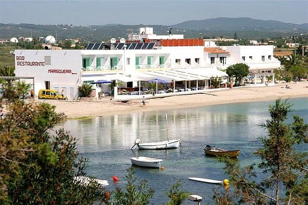 Our favorite places in Ibiza - Hostal Talamanca