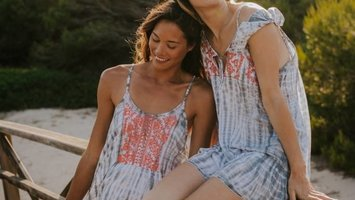 Ibiza dresses - airy light elegance
