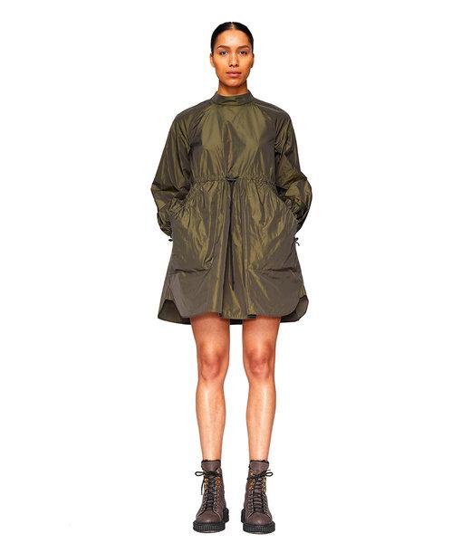 Stine Goya Nikita Dress - Seaweed Green