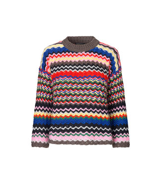 Stine Goya Rebeka Sweater - Multicolour