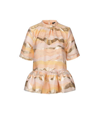 Stine Goya Tolu Top - Horizon Gold