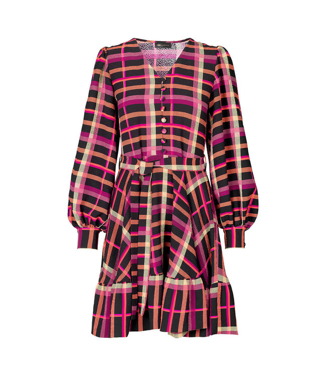 Stine Goya Farrow Dress - Plaid