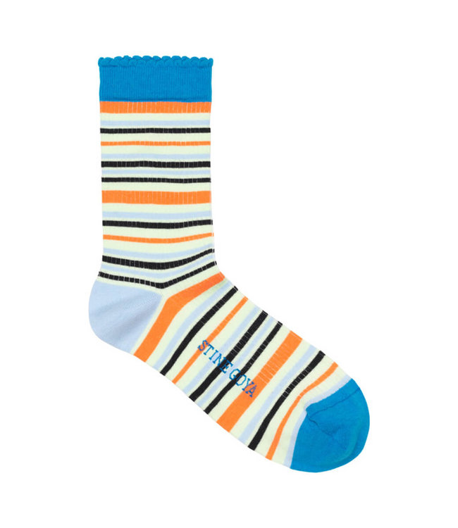 Stine Goya Iggy Socken - Multistripes