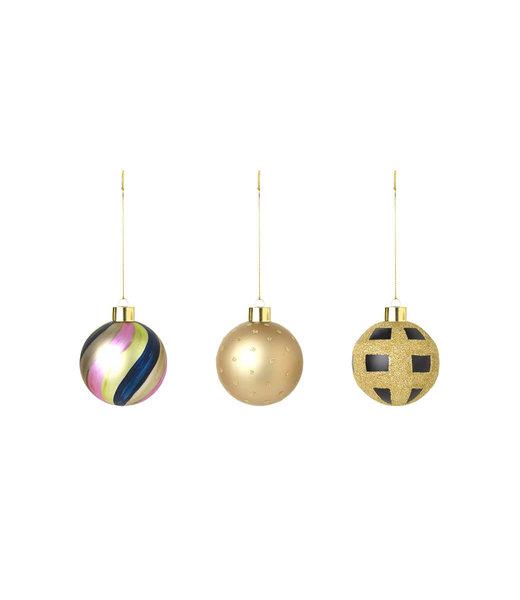 Stine Goya Christmas Baubles - Aster