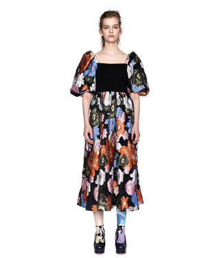 Stine Goya Monika Dress - Botanical