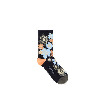 Stine Goya Caty Socks - Botanical