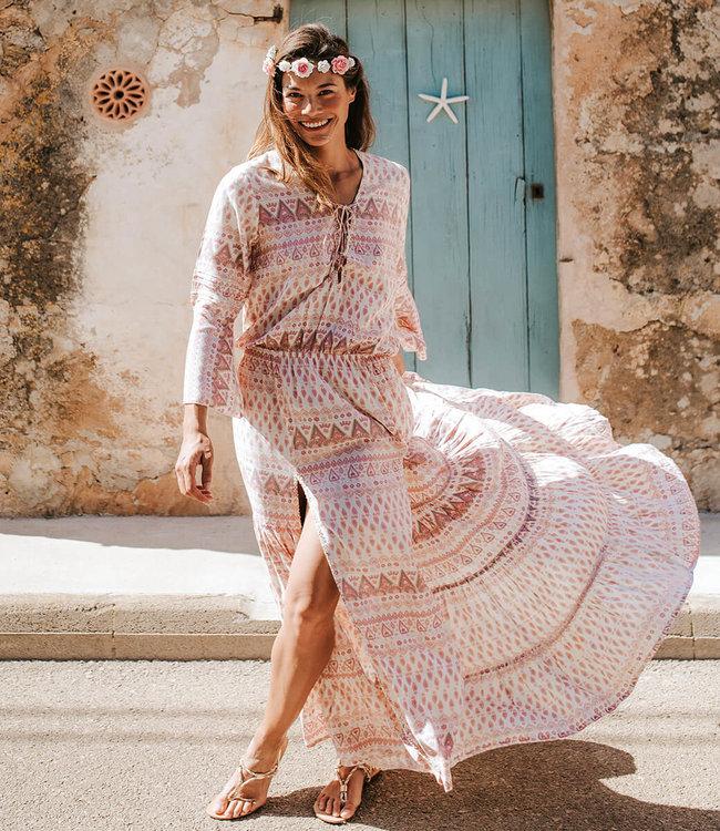 Hippy Chick Sa Trinxa Dress