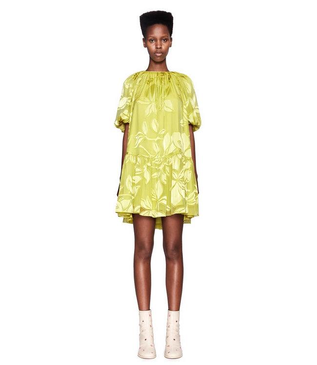 Stine Goya Ava Dress - Lemon