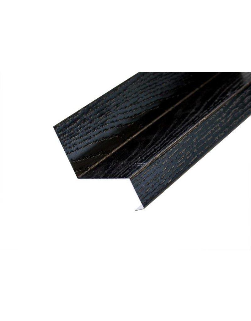 Lekdorpel Zwart, 3000 mm