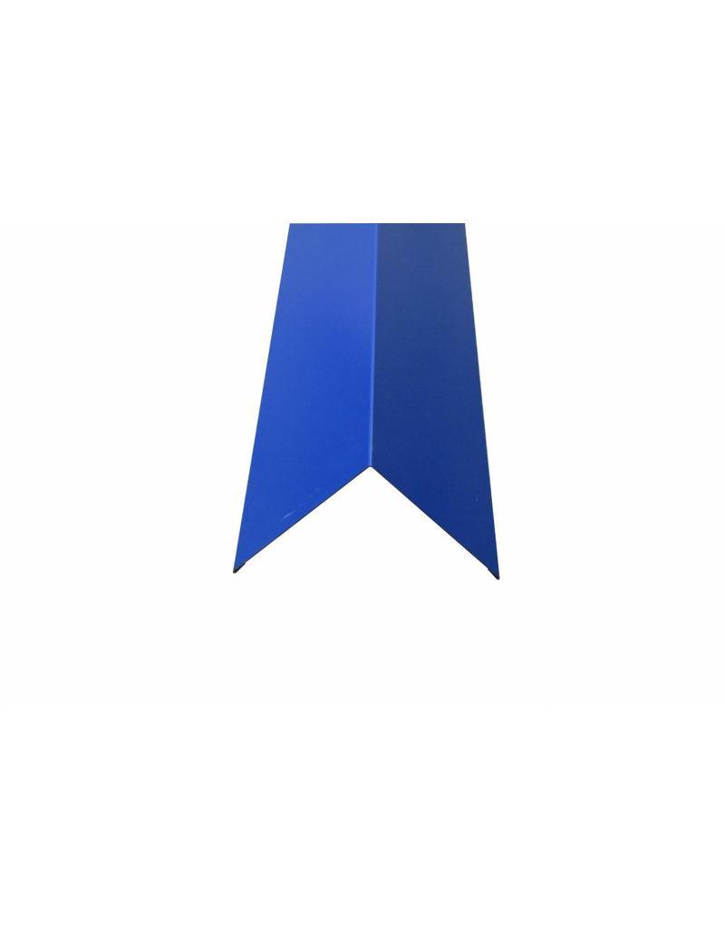 Hoekstuk, 100x100 mm RAL 5010 Gentiaanblauw