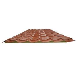 Dakpanpaneel Terracotta 40 mm