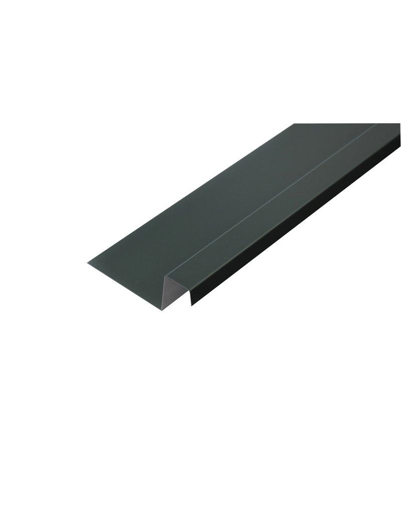 Lekdorpel, 80/40/25/15 mm, RAL 6009 Dennengroen