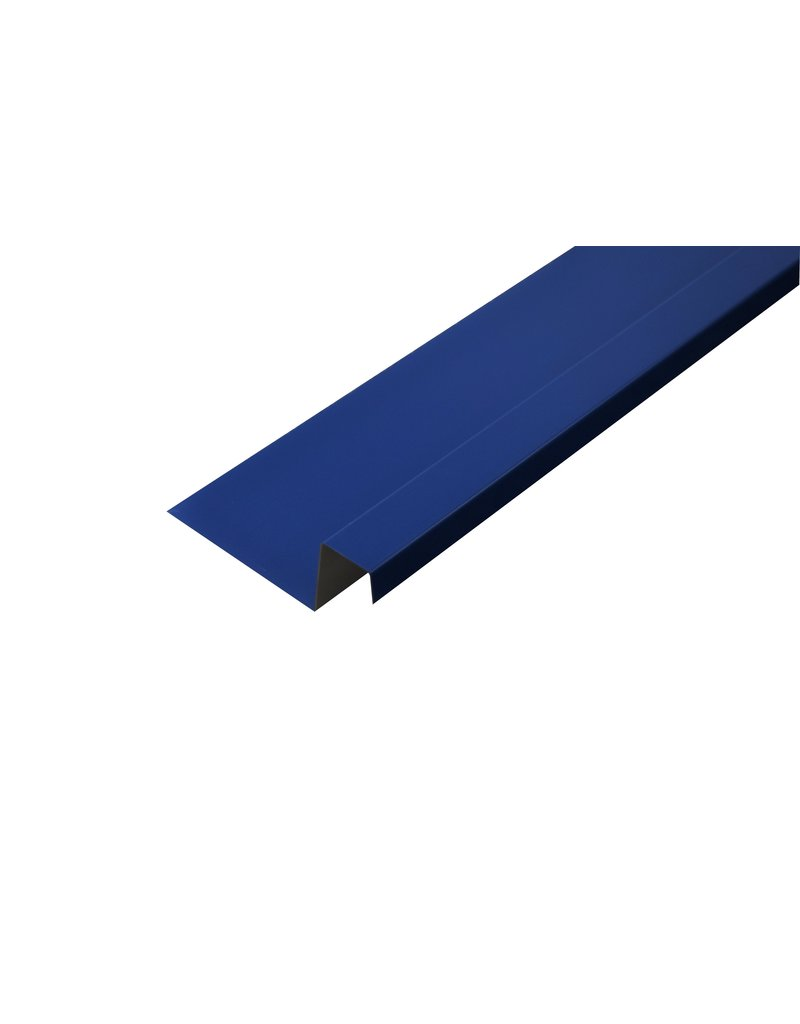Lekdorpel, 80/40/25/15 mm, RAL 5010 Gentiaanblauw
