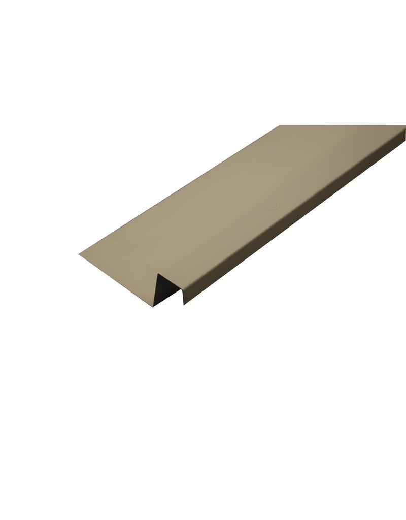 Lekdorpel, 80/40/25/15 mm, RAL 1015 Licht Ivoor