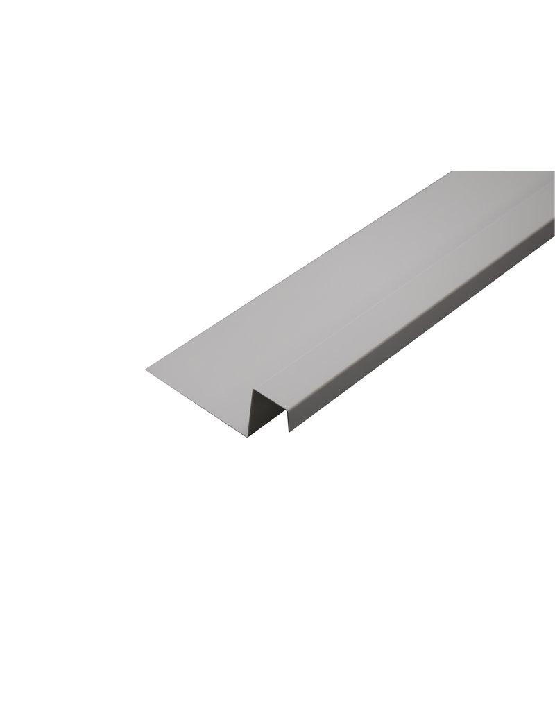 Lekdorpel, 80/40/25/15 mm, RAL 9002 Grijswit