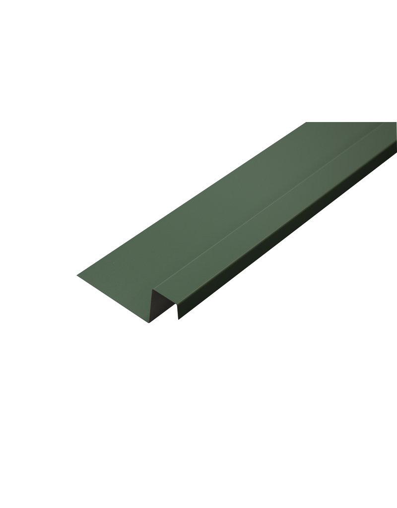 Lekdorpel, 80/40/25/15 mm, RAL 6011 Resedagroen
