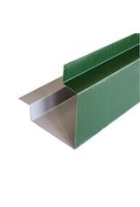 Hoekprofiel Groen, 3000 mm