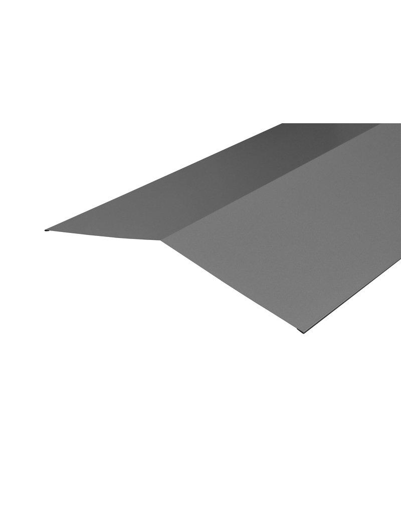 Nokstuk 200x200 mm RAL 9007 Grijs Aluminium