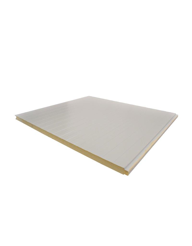 Sandwichpaneel Tussenwand 1150, 60 mm wit/wit
