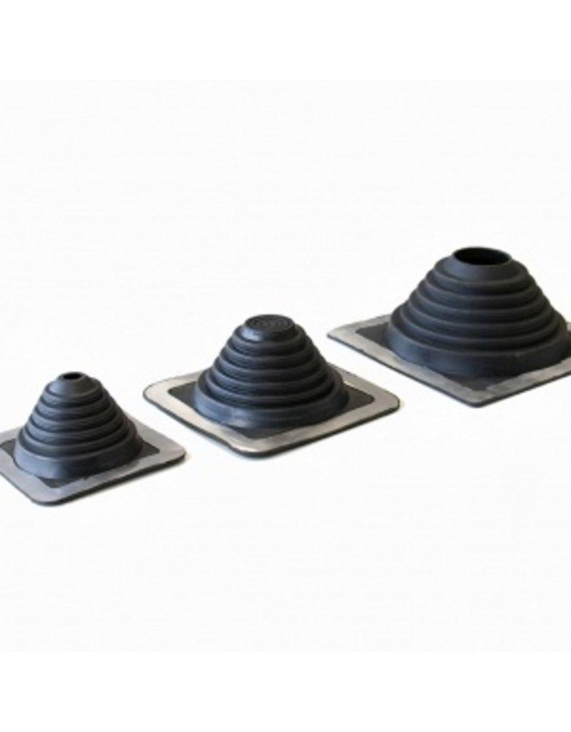Snoei Flexibele dakdoorvoer, Incl. Montageset