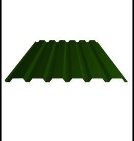 Damwandplaten Donkergroen Wand , 32/1000
