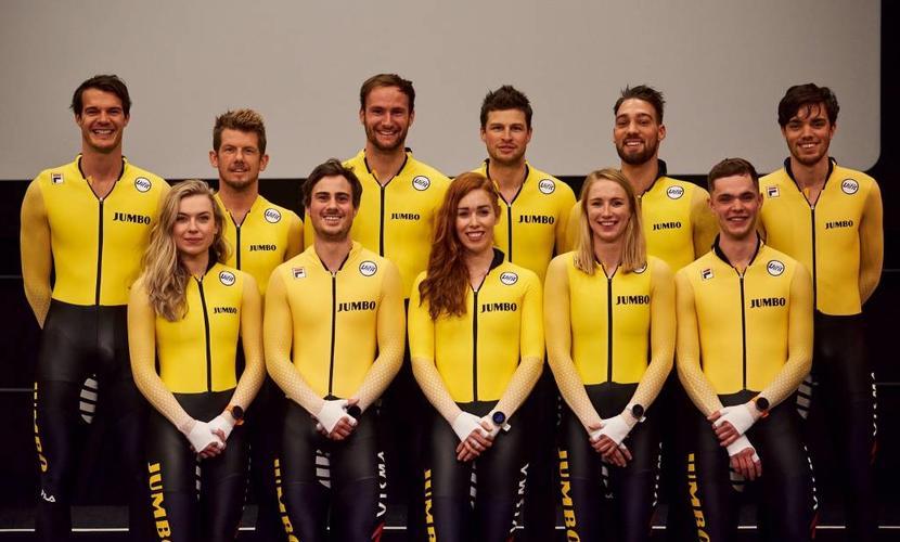 Orise wordt Official Supplier van schaatsploeg Team Jumbo