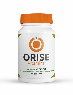 Orise Vitamins Allround Sport - multivitamine