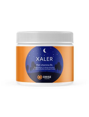 Orise Vitamins XALER®