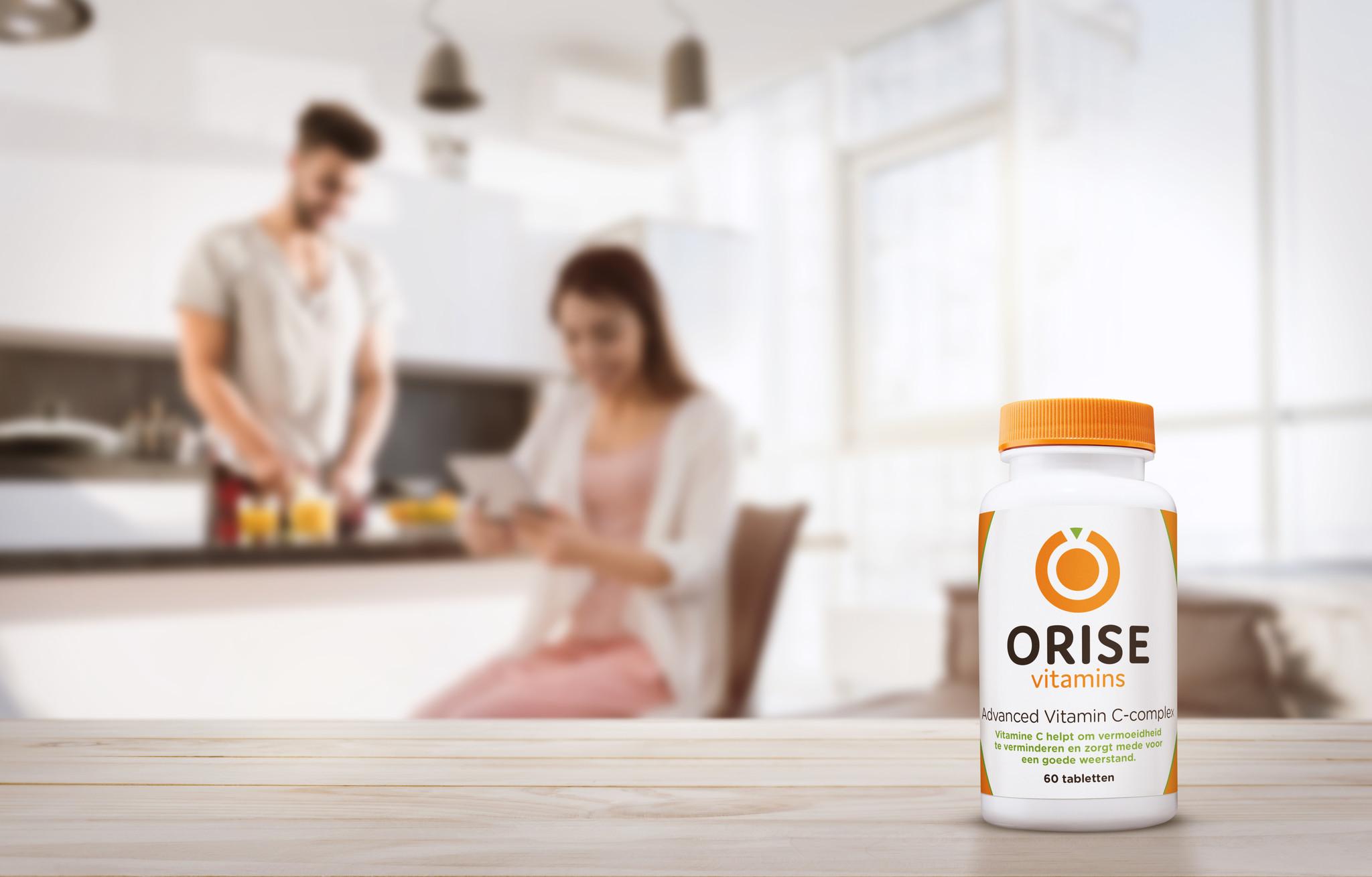 Advanced Vitamin C-complex: ontwikkeld voor olympisch kampioenen, nu voor iedereen beschikbaar