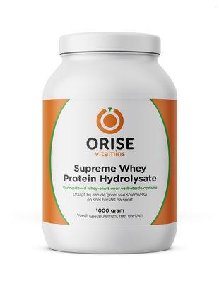 Orise Vitamins Supreme Whey Protein Hydrolysate