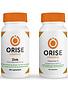 Orise Vitamins Orise Vitamins Weerstandspakket (Vitamine D & zink)