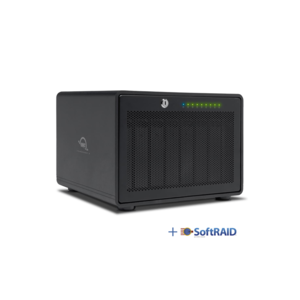 OWC ThunderBay 8 (Thunderbolt 3) Incl SoftRAID XT