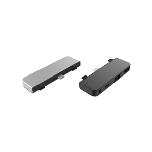 Hyper HyperDrive 4-in-1 USB-C Hub for iPad Pro (Space Gray)