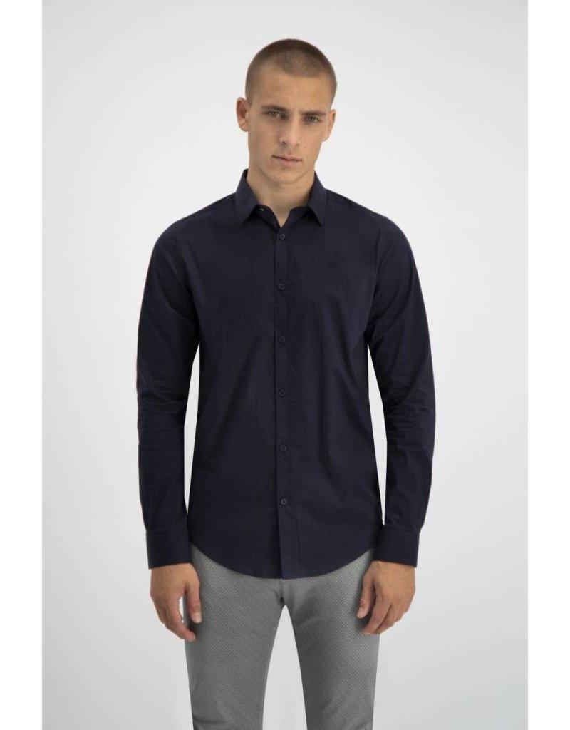 Dstrezzed belmondo basic shirt poplin