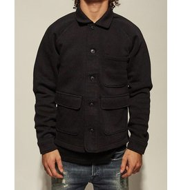Butcher of Blue Worker overshirt alaska blue